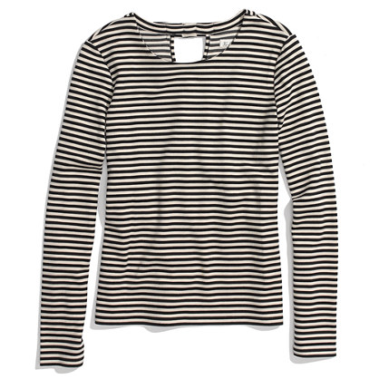 Mademoiselle Top in Stripe