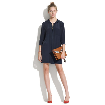 United Bamboo™ for Madewell Crepe Dress