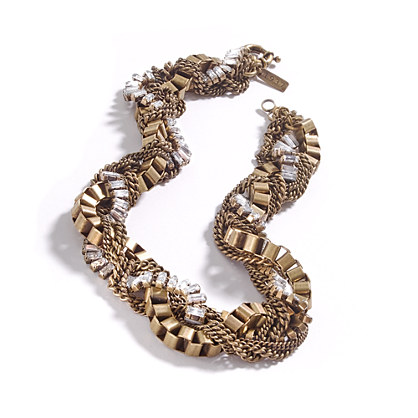 Jumbled Jewelbox Necklace