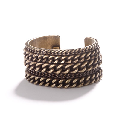 Chain Cluster Cuff