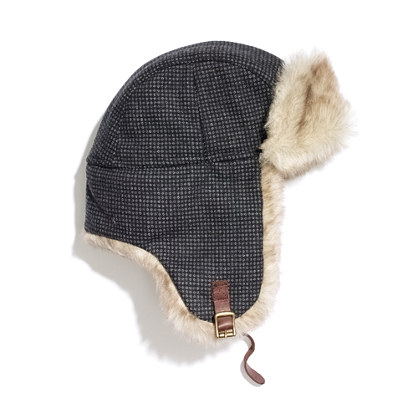 Faux-Fur Hat