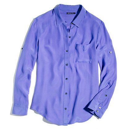 Silk Sheffield Shirt