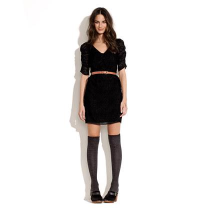 Velvet Tea Party Dress
