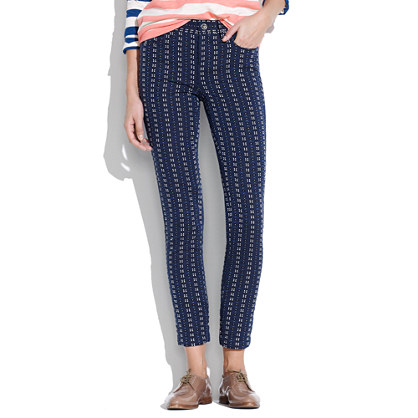 Skinny Skinny pants in Stitchdot