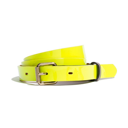 High-Gloss Belt