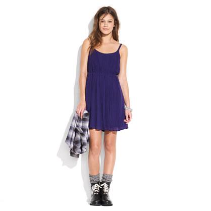 Pretty Pleats Dress