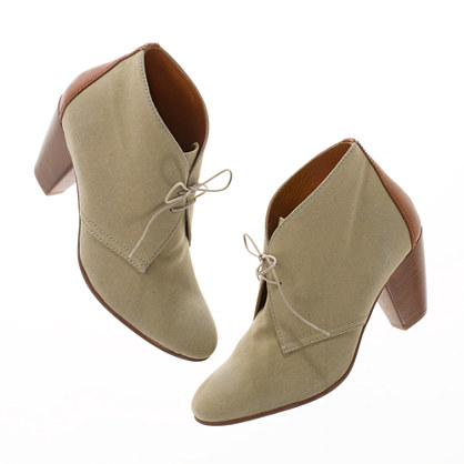 The Canvas Sandstorm Boot