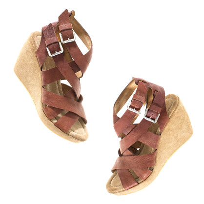 The Leather Sahara Sandal
