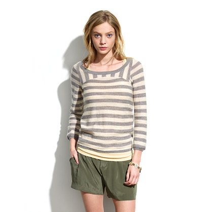 Sea Stripes Sweater