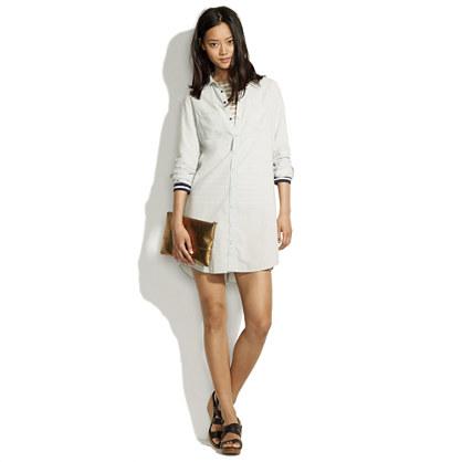 Perfect Chambray Shirtdress