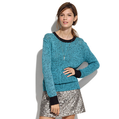Something Else Mottled Sweater
