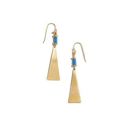 Gamine™ molly triangle earrings