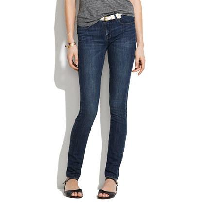 Skinny Skinny Jeans in Western Wash
