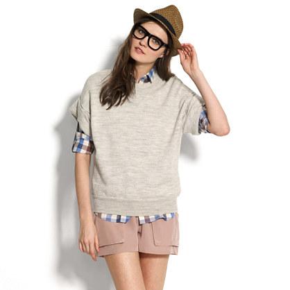 Wooly Sweatshirt Sweater