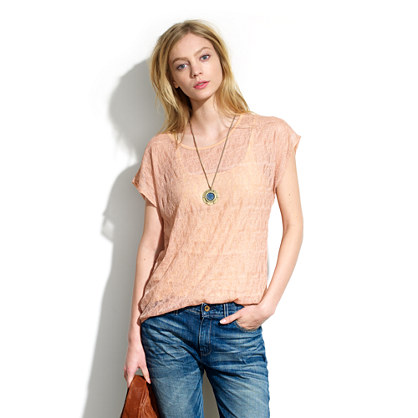 Linden Lace Tee