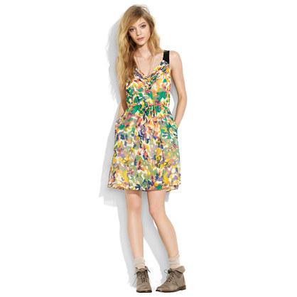 Floral Croquet Dress