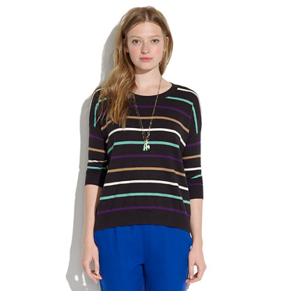 Colorstripe Sweater