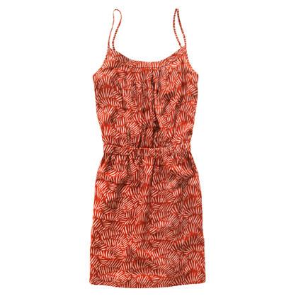 Palm Prints Dress