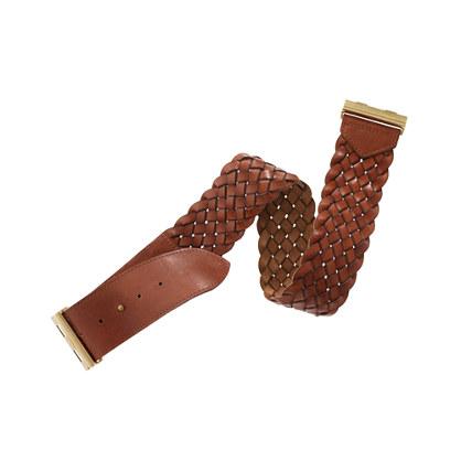Woven Prairie Belt