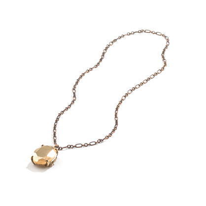 Digby & Iona Grand Oval Necklace