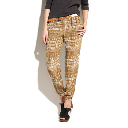 Shadows & Light Slouch Trousers