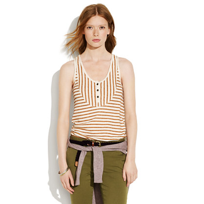 Ticker-Stripe Tank