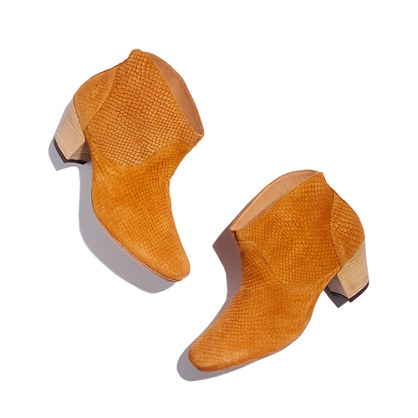 H by Hudson™ Embossed Booties