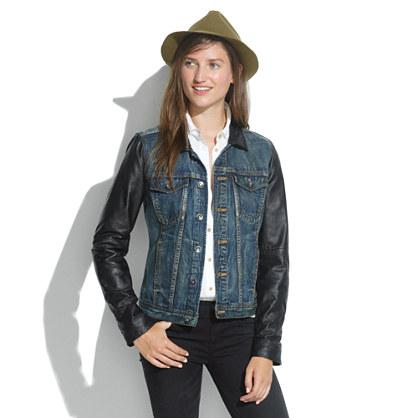 Veda® x Madewell Denim Jacket