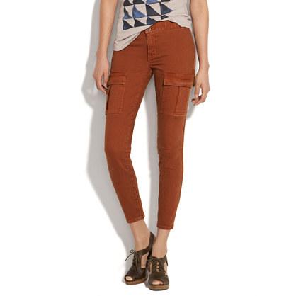Cadet Crop Jeans