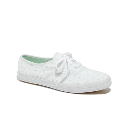 Keds® x Madewell Eyelet Sneakers