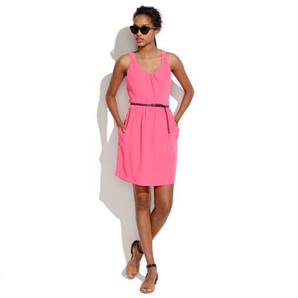 Silk Island Dress
