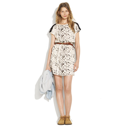 Inkblot Dress