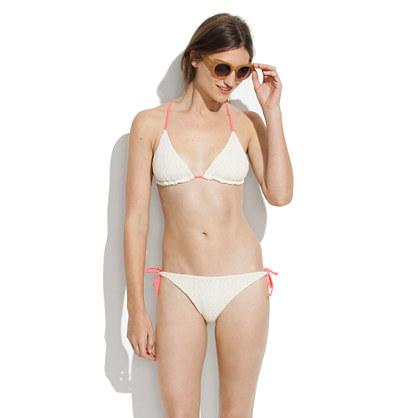 Basta® Surf Raglan String Bikini Top