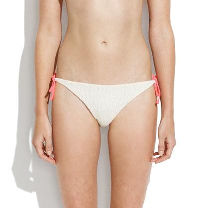 Basta® Surf Raglan String Bikini Bottom