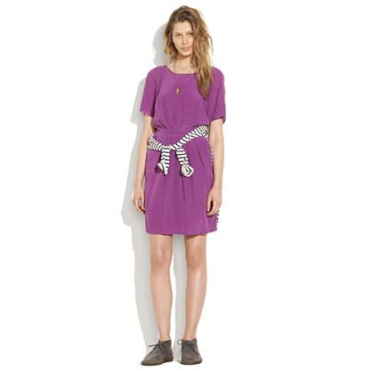 Silk Speakeasy Dress