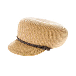 Anda & Masha Straw Keith Hat