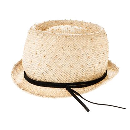 Anda & Masha Straw Jag Hat