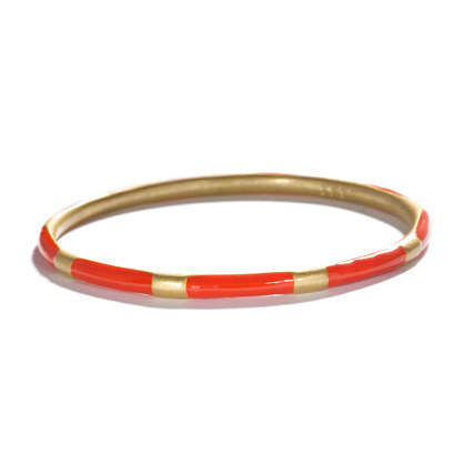 Colorblock Bangle