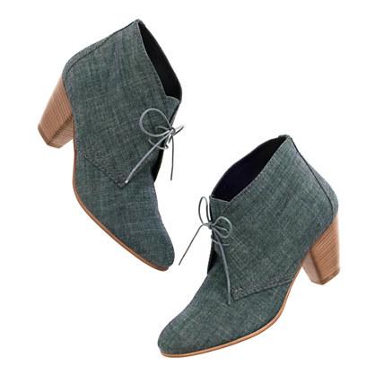 The Denim Sandstorm Boot