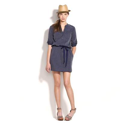 Weekend Bazaar Shirtdress