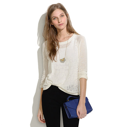 Florastitch Sweater