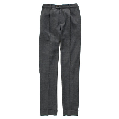 Slouchy Boy Trousers