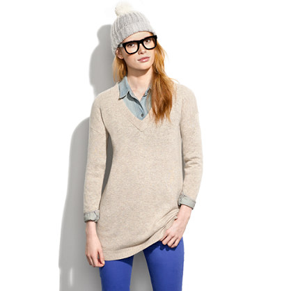 Longacre Tunic Sweater