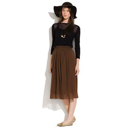 Flutterfall Skirt