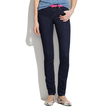 Skinny Skinny Jeans in Madewell Wash