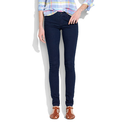 Legging Jeans in Chasm Wash