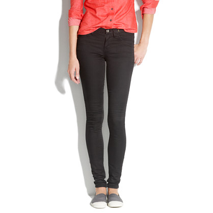 Legging Jeans in Classic Black