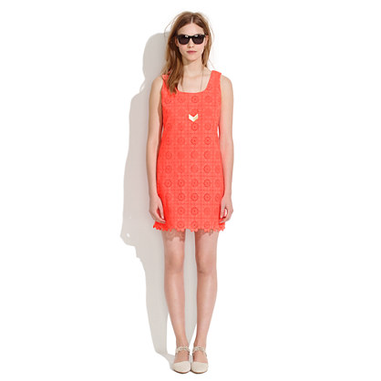 Eyelet Sunflower Dress