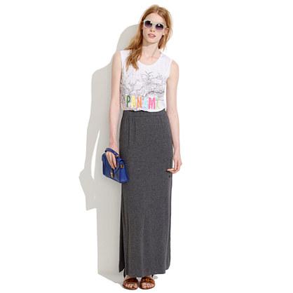Long Tee Skirt