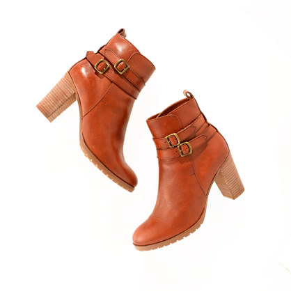 The Backdrop Buckle Boot